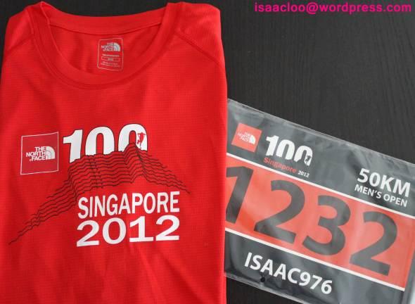 Race Bib, 100km 50km, Ultra