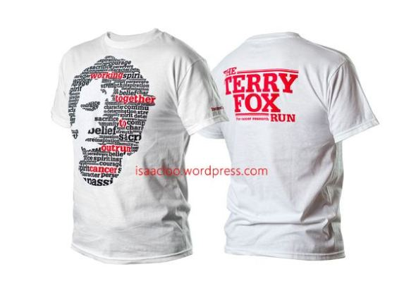 Terry-Fox-T-shirt