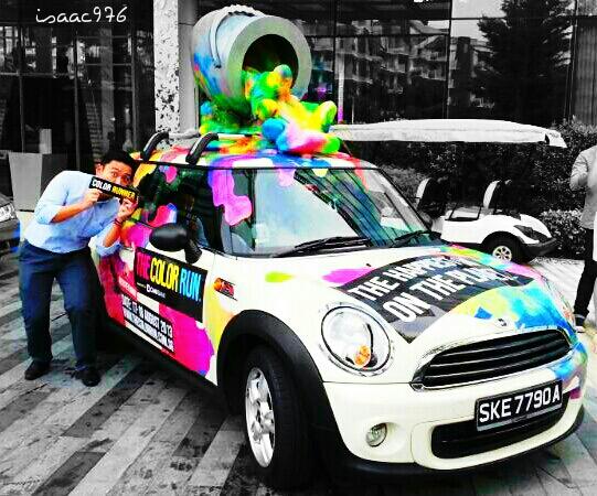 Color Run 2013 Isaac976