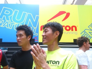 Eddie Chang Certified Newton Running Coach