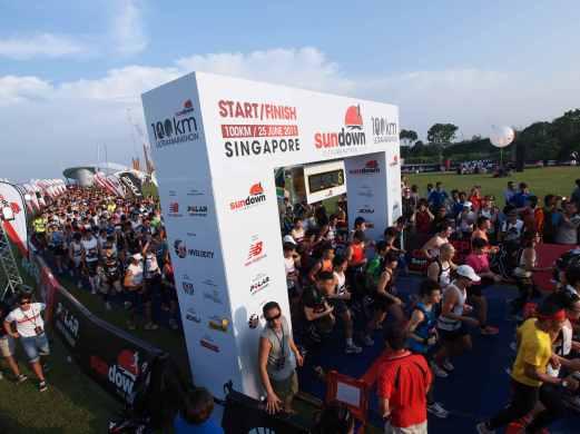 Sundown Ultra Marathon 2011