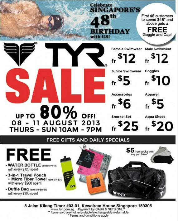 TYR Sale
