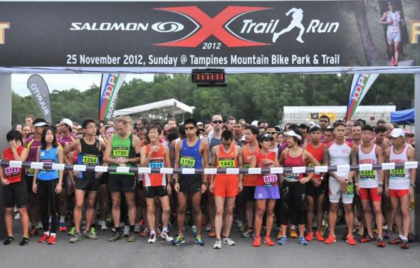 Salomon X Trail 2012