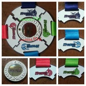 Trifactor 2014 medal preview