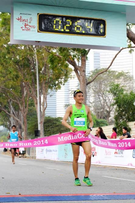 SEA_Games_Gold_Medallist_Mok_wins_inaugural_MediaCorp_Hong_Bao_Run_2014