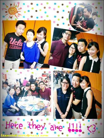 my extended family in HK