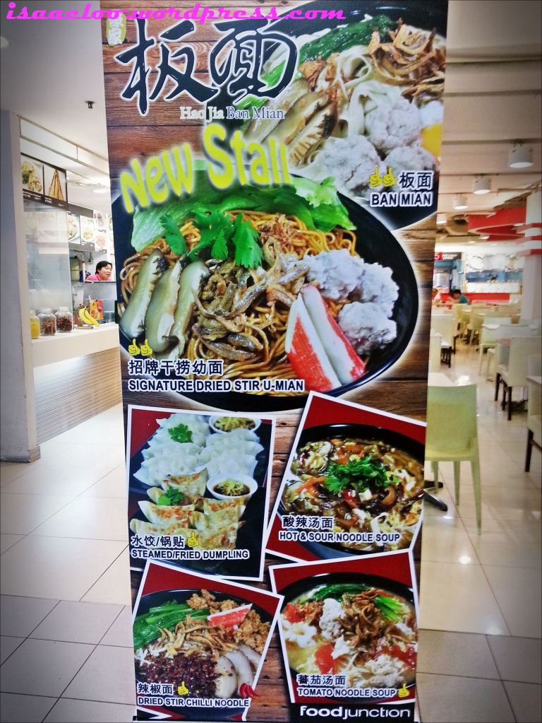 Kin Kin Pan Mee Killer 板面