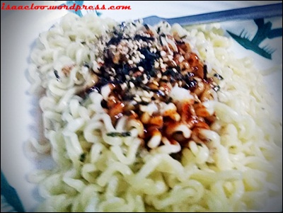 SAMYANG Chicken Flavor Ramen (3)