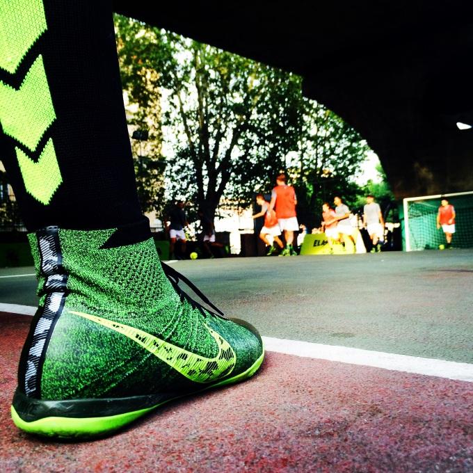 release date: d468f 320b3 Nike Elastico SINGAPORE – 19 September 2014 – 2014 saw a genuine milestone  in football boot design ...