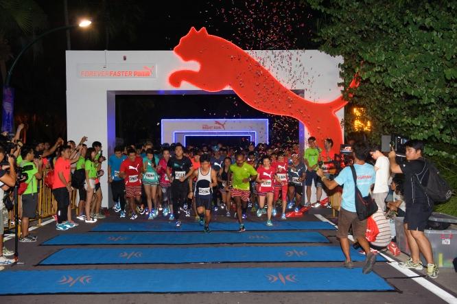 PUMA Night Run Singapore 2014_8