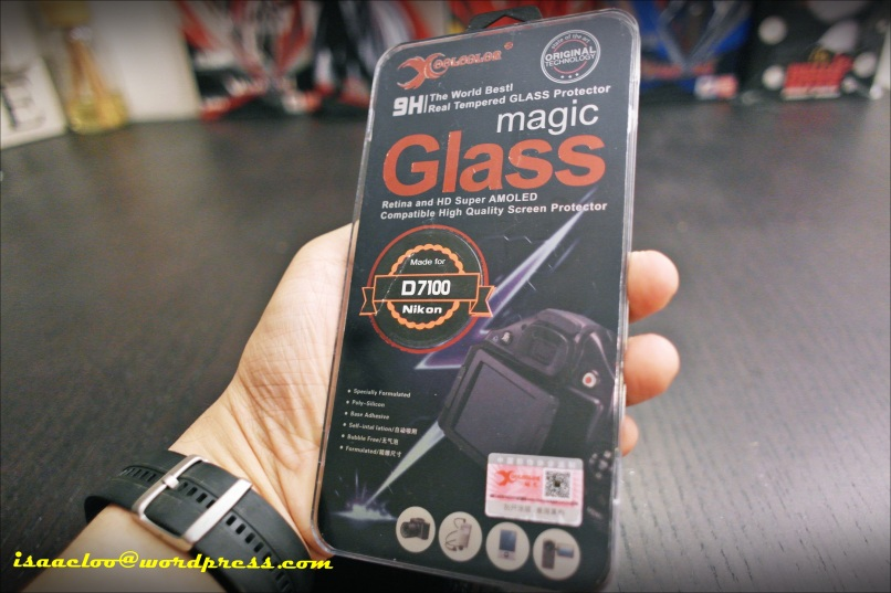 Magic Glass