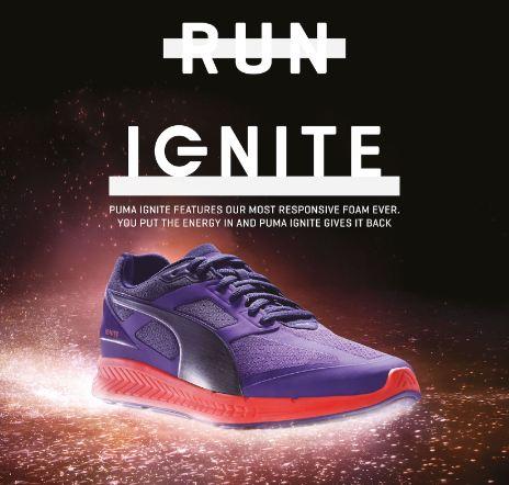 Puma Run Ignite