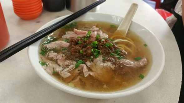 Shin Kee Beef Noodle