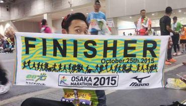 Osaka Marathon 2015