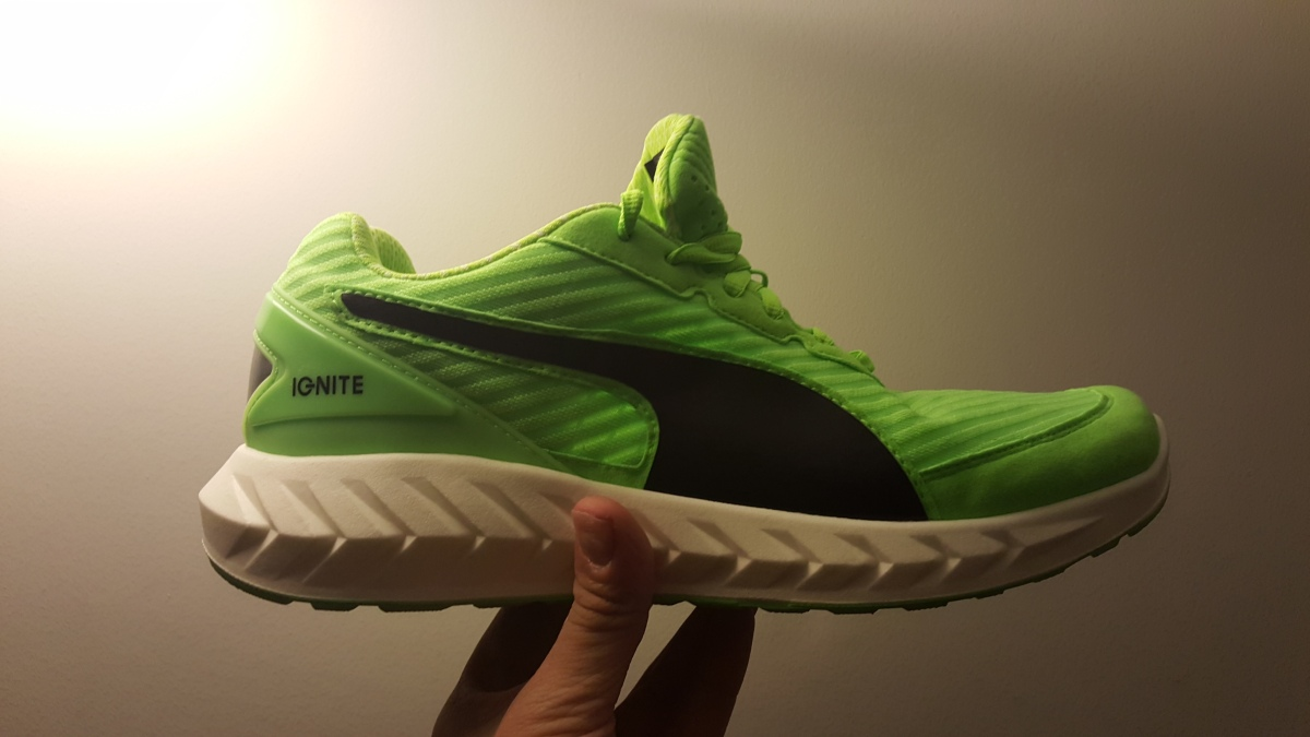 PUMA IGNITE Ultimate PWRCOOL Review